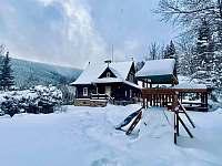 ubytování Horní Morava na chalupě