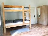 loznice 1 - chalupa ubytování Dolní Morava