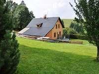 ubytování na chatě k pronajmutí Králíky - Dolní Hedeč