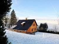 ubytování v penzionu na horách Králíky - Dolní Hedeč
