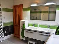 koupelna v přízemí - Králíky - Dolní Hedeč