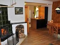 krb v obývacím pokoji - Králíky - Dolní Hedeč