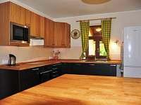 kuchyně - pronájem chalupy Králíky - Dolní Hedeč