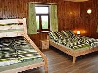 ložnice v přízemí - Králíky - Dolní Hedeč