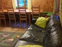 obývací pokoj - Králíky - Dolní Hedeč