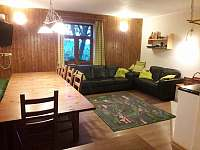 obývací pokoj - chalupa k pronájmu Králíky - Dolní Hedeč
