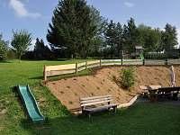 zahrada za chalupou - k pronajmutí Králíky - Dolní Hedeč