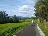 výlet na kole - Dolní Moravice