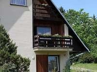 Apartmán na horách - Černá Voda