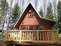 Chata ubytování ve Zlatých Horách