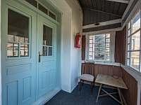 Růžovka - rekreační dům k pronájmu - 3 Lipová Lázně