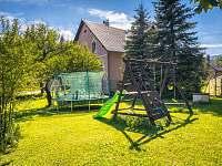 Ubytování Růžovka Lipová Lázně - rekreační dům ubytování Lipová Lázně
