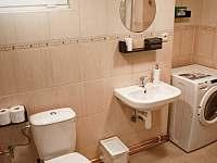 Koupelna č. 1 - Bělá pod Pradědem