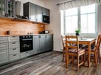 Kuchyň - chata k pronájmu Bělá pod Pradědem