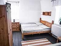 Pokoj č. 2 - chata k pronájmu Bělá pod Pradědem