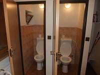 Apartmá V Oblouku - Koupelna (WC)