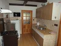 Apartmá V Oblouku - Kuchyň