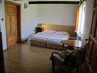Apartmá V Oblouku - pokoj č. 3