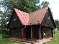 ubytování Zlaté Hory na chatě