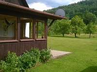 celkový pohled - chata k pronajmutí Vernířovice