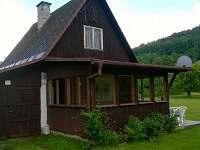 celkový pohled - chata k pronájmu Vernířovice