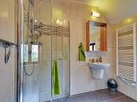 Montanus - koupelna apartmánu Priessnitz