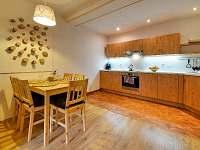 Montanus - kuchyňský kout apartmánu Priessnitz