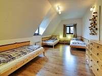 Montanus - ložnice apartmánu Kneipp