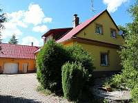 Levné ubytování Koupaliště Šternberk Apartmán na horách - Jiříkov