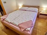 2lůžkový manželský pokoj