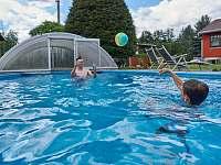 Bazén - Adolfovice