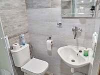 Koupelna 2lůžkového pokoje