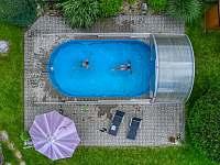 Zastřešený bazén - Adolfovice