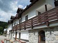 Chata ubytování v Petříkově