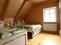 Apartmán č 1 nachází se ve 2. patře je určen k ubytování 2-3 osob. - k pronajmutí Černá Voda