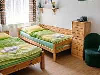 Pokoj Jarní (3+1) - ubytování Horní Lipová