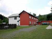 Penzion na horách - okolí Krasova