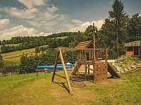 Dětské hřiště - Maršíkov