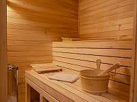 Finská sauna s hvězdnou oblohou - Maršíkov