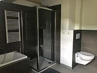 Apartmán 2, koupelna - Kunčice