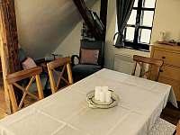 Apartmán 3, jídelní část - Kunčice
