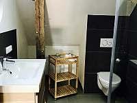 Apartmán 3, koupelna - chalupa k pronájmu Kunčice
