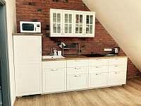 Apartmán 3, kuchyně - Kunčice
