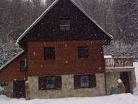 chata Hynčice pod Sušinou