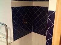 sprcha u sauny - Hynčice pod Sušinou