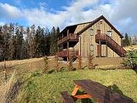 ubytování Ski areál Klobouk - Karlov Apartmán na horách - Václavov u Bruntálu