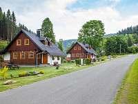 ubytování Zlaté Hory - Horní Údolí Chalupa k pronajmutí