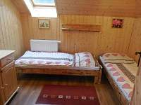 Štědrákova Lhota - chata k pronájmu - 21