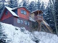 ubytování  na chatě k pronajmutí - Lipová - lázně