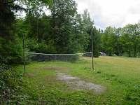 hřiště pod chatkou - Lipová-Lázně